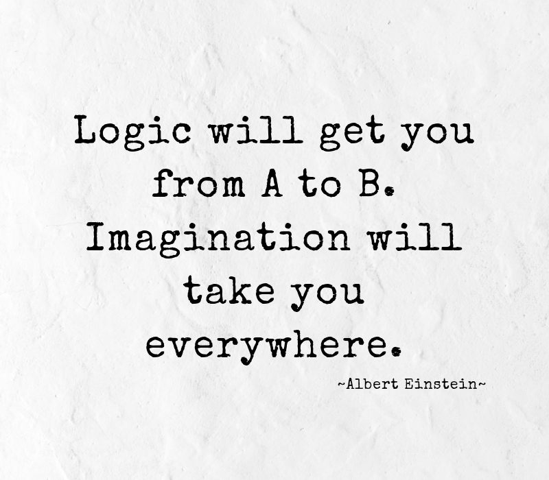 Quote Albert Einstein | Caroline Kortooms