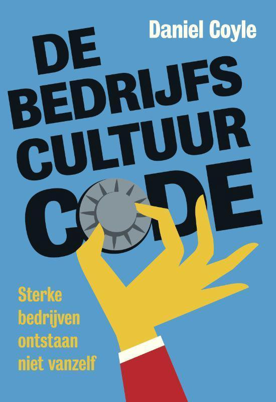 De bedrijfscultuurcode | Caroline Kortooms - Presentator - Inspirator